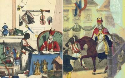 Als je denkt dat Zwarte Piet zwart is van het roet, moet je je na laten kijken