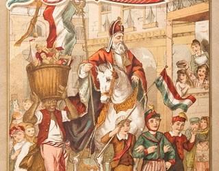 De grote Sinterklaas & Zwarte Piet Quiz