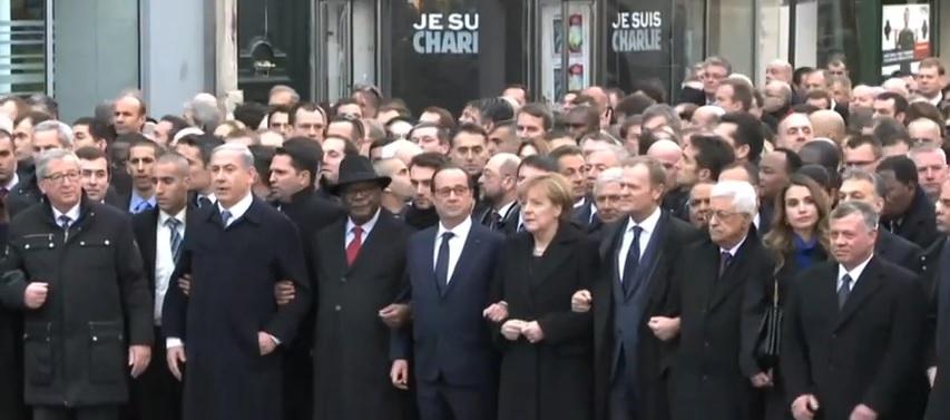 Mars in Parijs: hypocriete wereldleiders of startsein voor verbetering?