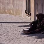 Dakloze vrouwen worden ook ongesteld