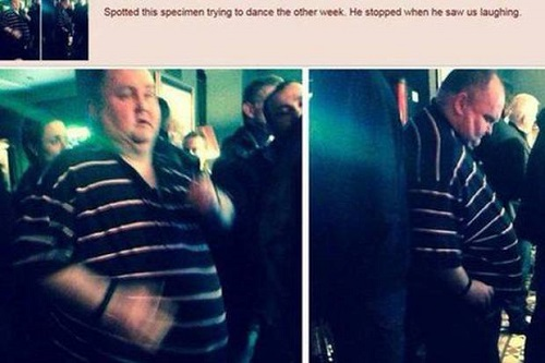 Dancing Man bewijst dat de wereld goed is