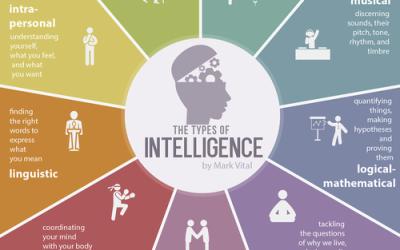 Er bestaan verschillende soorten intelligentie – welke bezit jij?