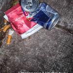 IJzersterke campagne tegen straatvervuiling